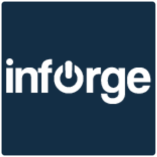Inforge logo